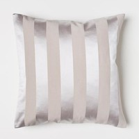 Jacquard-weave Cushion Cover - Beige - Home All | H&M US