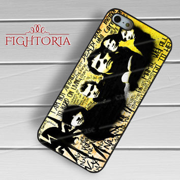 chemical romance black parade-1nna for iPhone 6S case, iPhone 5s case, iPhone 6 case, iPhone 4S, Samsung S6 Edge