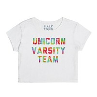 Unicorn Varsity Team