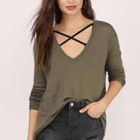 Cut It Out Sweater $54