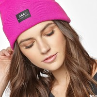 Obey Vernon Beanie II at PacSun.com