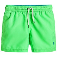 Boys Green Swim Shorts