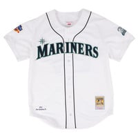 Mitchell & Ness Ken Griffey Jr. 1997 Authentic Jersey Seattle Mariners In White