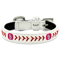 Gamewear St. Louis Cardinals XSmall Pet Collar