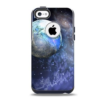 The Foreign Vivid Planet Skin for the iPhone 5c OtterBox Commuter Case