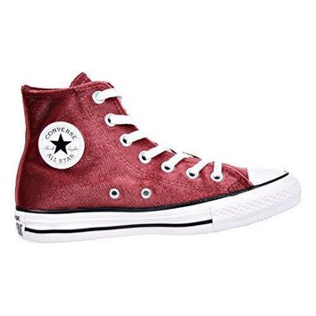 Converse Womens Chuck Taylor All Star Red Block/white/white