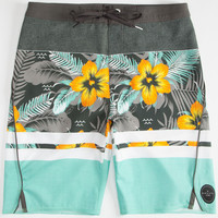 Rip Curl Mirage Dogwood Mens Boardshorts Charcoal  In Sizes