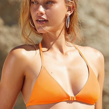 Out From Under Triangle Racerback Bikini Top   Urban Outfitters