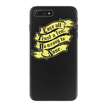 shakespeare on love iPhone 7 Plus Case