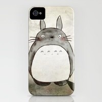 Totoro and friends iPhone Case by Munieca | Society6