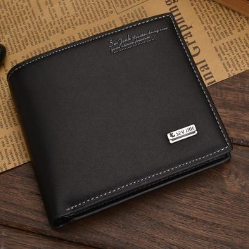 Men's Wallets quality leather