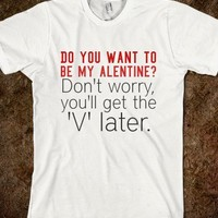 Valentine's Day Funny Pick Up Line - Surf The Deep Blue