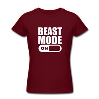 Beast Mode Weightlifting T-shirt Unisex