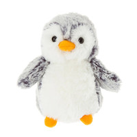 Pom Pom Penguin Plush Toy