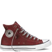 Converse - Chuck Taylor Distressed Wash - Hi - Navy