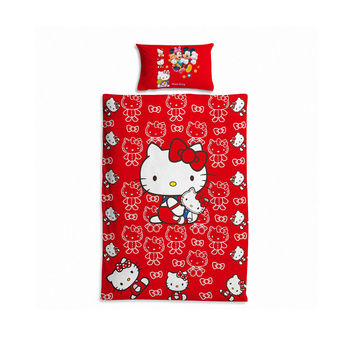 On Sale Bedroom Hot Sale Hot Deal Comfortable Home Print Children Bottom & Top Cats Cushion Quilt Case [6344237894]
