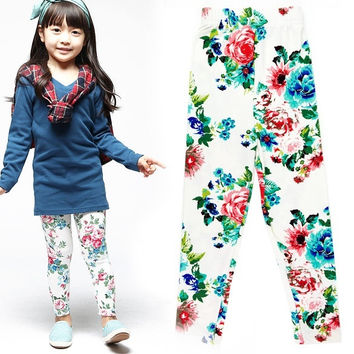 Girl Leggings Pants Bottoms Toddler Baby Toddler Girl Autumn Winter Leg  D_L = 1712807940