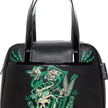 Monster Tattoo | BOWLER PURSE