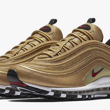 Air Max 97 Metallic Gold 2018