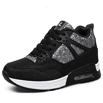 Women Vulcanize Shoes Luxury Brand Women Trainers Breathable Casual Shoes Basket Air Superstar Shoes