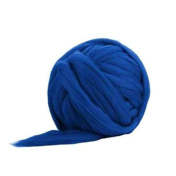 Soft Dyed (Fusion) Merino Jumbo Yarn - 7lb Special for Arm Knitted Blankets