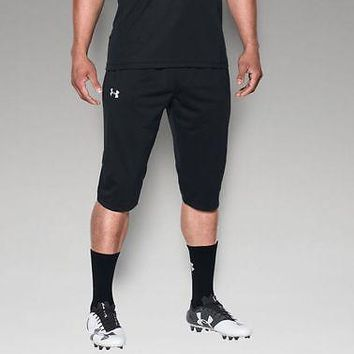 Under Armour Mens UA Challenger Soccer 3/4 Length Tech Pants 1286629