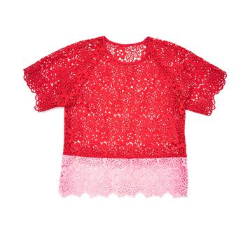 Cynthia Rowley - Lace T | New Arrivals