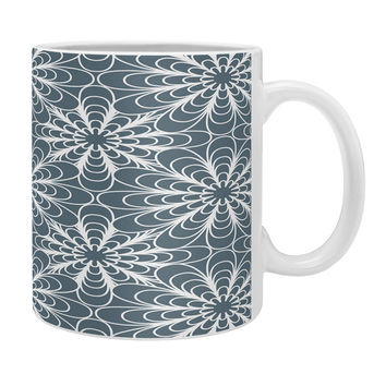 Heather Dutton Flora Midnight Coffee Mug