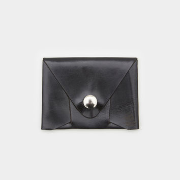 Death At Sea Card Holder - Black