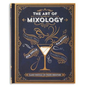 The Art Of Mixology | Books & Stationery | Novelty | Decor | Z Gallerie