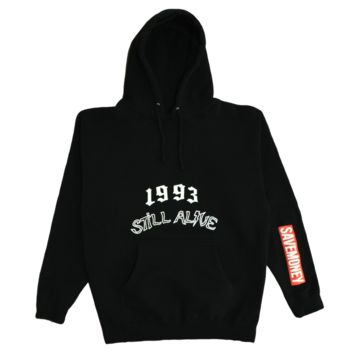 Savemoney — Tattoos Hoodie