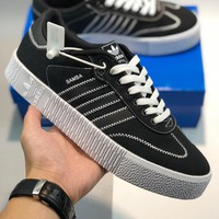 Adidas Samba Rose W cheap Men's and women's adidas shoes