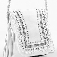 Studded Rhinestone Crossbody Purse - Women's Bags | Buckle