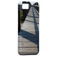 Walkway to the Beach iPhone 5 Cases