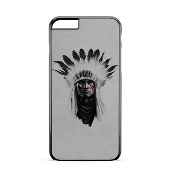 Indian Chief iPhone 6 Plus Case