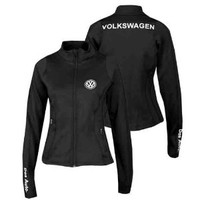Genuine Volkswagen VW Ladies Womens Das Auto Sport Soft Shell Jacket - Size Extra Large