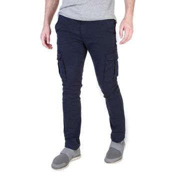 Napapijri Men Blue Trousers