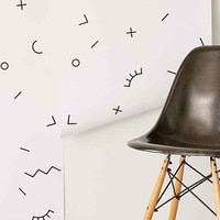 Chasing Paper Doodad Removable Wallpaper