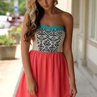 Give it a Whirl Dress