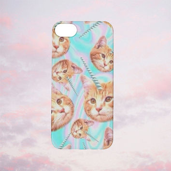 Cat Unicorn iPhone Case 4/5/6 | Phone Cute Tumblr Kitten Animal Kawaii Cool *ON SALE*