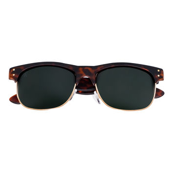 Studmaster - Out Here by Mike Stud - Matte Tort/Gold - *POLARIZED*