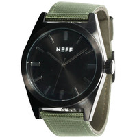 Neff - Nightly Watch  - Black/Olive