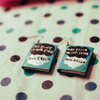 The Fault in Our Stars earrings