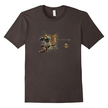 Official Guild Wars 2 Engineer T-shirt