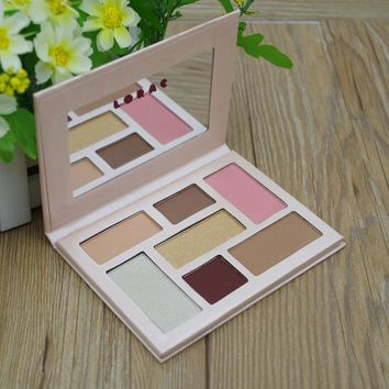 Eye Shadow 7-color  Blush [11470391564]