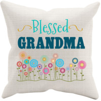 Blessed Grandma Pillowcase