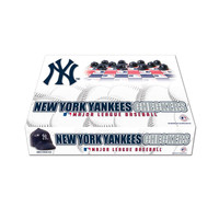 MLB New York Yankees Checker Set