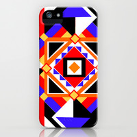 Safety In Syncopation iPhone & iPod Case by k_c_s
