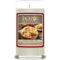 Jackpot Candles Warm Apple Pie Jewelry Candle