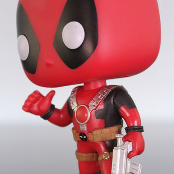 Funko Pop Marvel, Deadpool #112